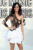 LOS ANGELES - SEP 12:  Katy Perry arrives at the 2010 MTV Video Music Awards  at Nokia LA Live on Se