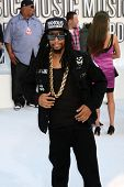 LOS ANGELES - SEP 12:  Lil Jon arrives at the 2010 MTV Video Music Awards  at Nokia - LA Live on September 12, 2010 in Los Angeles, CA