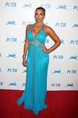 LOS ANGELES - 25 de setembro: Vida Guerra chega a PETA 30th Anniversary Gala no Hollywood Palladium