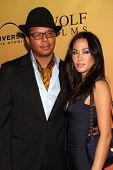 LOS ANGELES - SEP 27:  Terrence Howard; Michele Howard  arrive at the