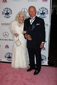 LOS ANGELES - OCT 23:  Lois Aldrin, Buzz Aldrin arrives at the 2010 Carousel of Hope Ball at Beverly