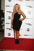 Los Angeles, nov 1: lacey Schwimmer kommt in der dancing with the Stars 200th anzeigen party am Bou