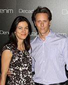LOS ANGELES - NOV 2:  Steven Weber arrives at the Decades Denim Fashion Show at Private Home on November 2, 2010 in Beverly HIlls, CA