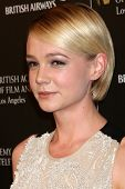 LOS ANGELES - NOV 4:  Carey Mulligan arrives at the 19th Annual BAFTA Los Angeles Britannia Awards a