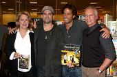 LOS ANGELES - NOV 19: Sheri Anderson, Eddie Campbell, Shawn Christian, Greg Meng at the Launch for