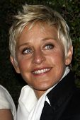 LOS ANGELES - JAN 5:  Ellen DeGeneres arrives at the COVERGIRL 50th Anniversary Celebration at BOA S