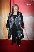 PASADENA, CA - JAN 13:  Kathy Bates arrives at the NBC TCA Winter 2011 Party at Langham Huntington H