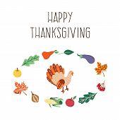 thanksgiving poster