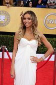 LOS ANGELES - JAN 30:  Giuliana Rancic arrives at the 2011 Screen Actors Guild Awards  at Shrine Aud