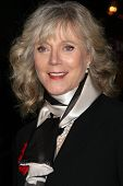LOS ANGELES - FEB 1:  Blythe Danner arrives at the