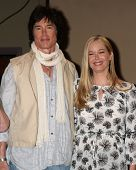 LOS ANGELES - FEB 7:  Ronn Moss, Jennifer Gareis at the 6000th Show Celebration at The Bold & The Beautiful at CBS Television City on February 7, 2011 in Los Angeles, CA