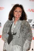 LOS ANGELES - FEB 7:  Jackie Bissett arrives at the 2011 AARP