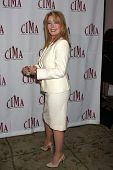 LOS ANGELES - 20 de FEB: Melody Thomas Scott llega a los católicos de 2011 en los medios de comunicación asociados Premio B