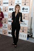 SANTA MONICA, CA - FEB 26:  Heather Kafka  arrives at the 2011 Film Independent Spirit Awards at the