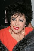 LOS ANGELES - DEC 1:  Elizabeth Taylor arrives at the