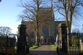 Abbey at Dunfermline