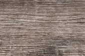 Vintage Abstract Pattern Of Wood Background. Brown Retro Rough Wooden Texture. Gray Old Paper Surfac poster