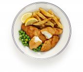 fish and chips, british food