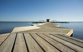 Pier Low Angle