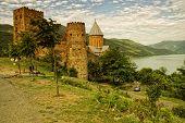 Fortress of Ananuri, Georgia
