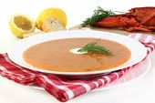Lobster Cream Soup
