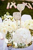 Wedding glasses set