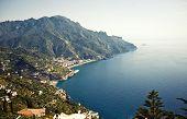 Ravello, Costa Amalfitana, Itália.