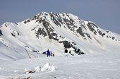 Esquí en los Alpes austríacos