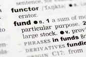 Dictionary Definition Of Fund