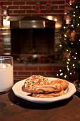 Cookes and Milk for Santa