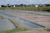 Frankreich, die Salz-Verdunstung-Teich In Guerande