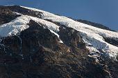 Kilimanjaro Barranco Hut Camp Cumbre vista