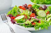 Mixed Chef's Salad