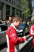 Audi  Johannes Seidlitz