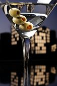 Metropolis Vodka Martini