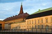 Christiansborg Palace, Copenhagen, Denmark