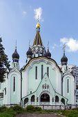 Church Of The Resurrection Of Christ In Sokolniki, Moscow