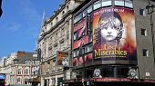 Shaftesbury Avenue. London. United Kingdom