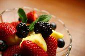 Fresh Salad Fruits