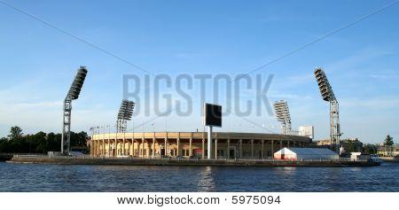 poster of Petrovsky Stadium, St Petersbsurg