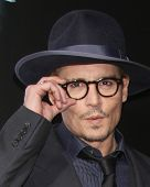 LOS ANGELES - FEB 12:  Johnny Depp at the