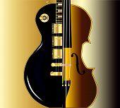 Fiddle Guitar Morph