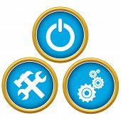 Repairs icons
