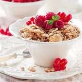 Cereal With Berry
