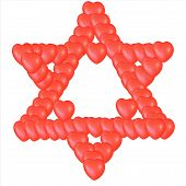 Judaism Religious Symbol - Star Of David