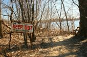 Keep Out - Private Property
