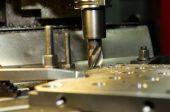 Milling The Metal Blank