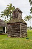 Waioli Huiia Mission Hall In Hanalei Kauai