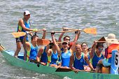 Dragon boat race, Hong Kong