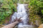Siriphume Waterfall At Doi Inthanon National Park